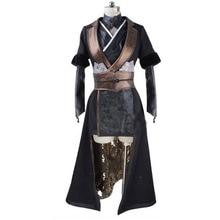 2017 Final Fantasy XV Gentiana Cosplay Costume FF15 Women Dress Halloween Suit Custom Made Full Set