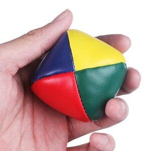 Image 5 - 5Pcs Jongleren Ballen Set Duurzaam Soft Gemakkelijk Jongleren Ballen Voor Beginners Jongens Meisjes Volwassenen BM88