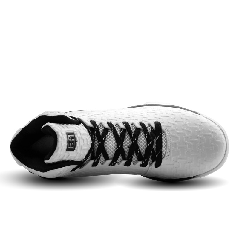 basket homme 2017 New Arrival Men Basketball Shoes Athletic basquete Sport Sneakers Breathable Cushioning Basketball Boots