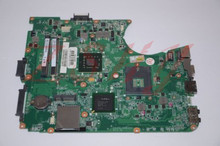 for toshiba satellite L655 laptop motherboard GL40 DDR3 A000078940 DA0BL8MB6B0 Free Shipping 100% test ok for lenovo g550 laptop motherboard la 5082p ddr3 gl40 free shipping 100% test ok