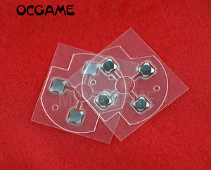 Image 1 - 50 pcs/lot haute qualité fIlm conducteur en métal D tampons dôme Snap dôme carte PCB pour contrôleur XBOX ONE
