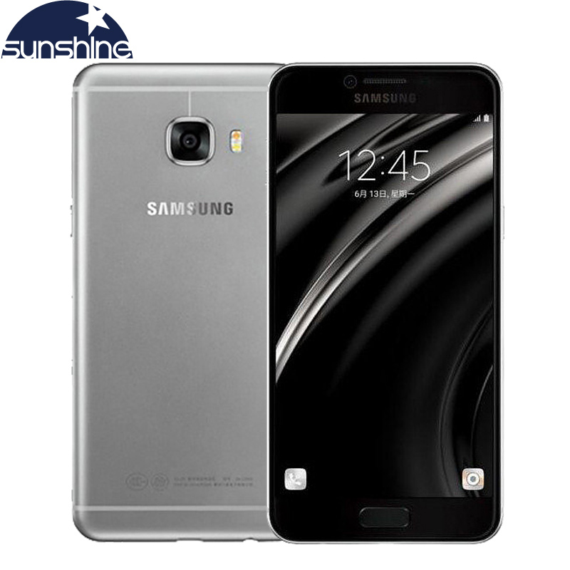 Original Unlocked Samsung Galaxy C5 4G LTE Mobile Phone Octa Core Android 6 0 5 2