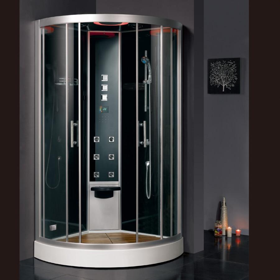 nuevo diseo de lujo de vapor cabinas de ducha cuarto de bao ducha de vapor cabinas de hidromasaje masaje caminaren la sa
