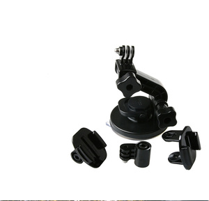 Image 3 - Removable Car Suction Cup 9CM Mount Holder Strong for Gopro Hero 8 7 6 5 4 3+ 3 SJCAM SJ4000 XiaYi Xiaomi Yi 4K Accessories
