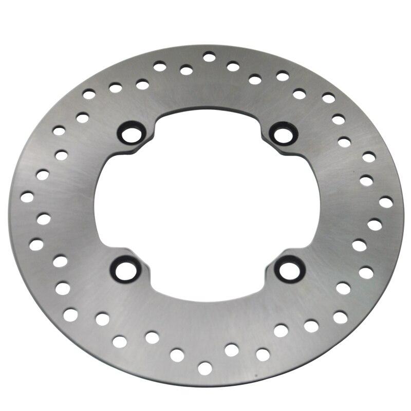 LOPOR Rear Brake Disc Rotor For Honda CRF230 SL230 CRM250 XL250 XLR250 XR250 XR400 XR440 XR600 R NX500 NX650 XR650 CPI125 l r pillion foot peg for honda c70 ct90 cb125 cb200 cg110 cg125 jx110 jx125 xl250 xl350