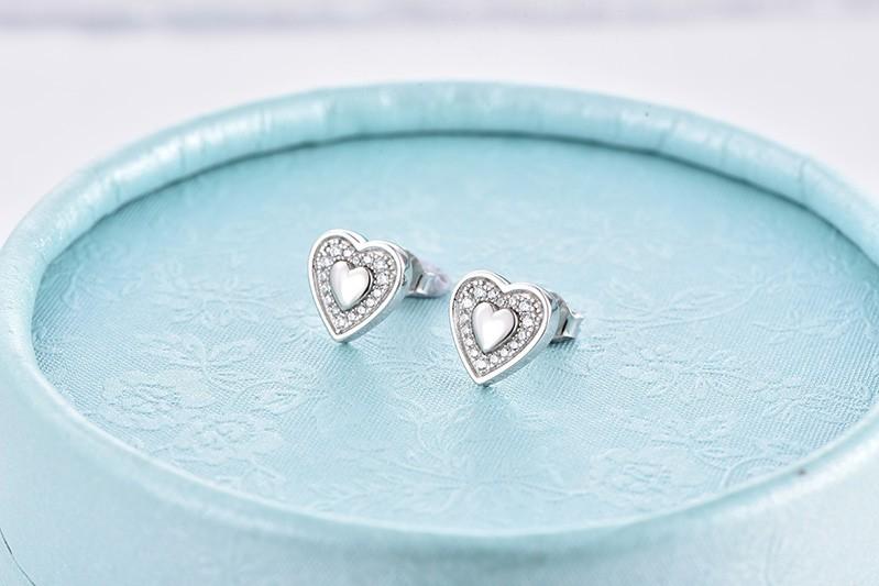 wholesale silver jewelry heart DE24620A (4)