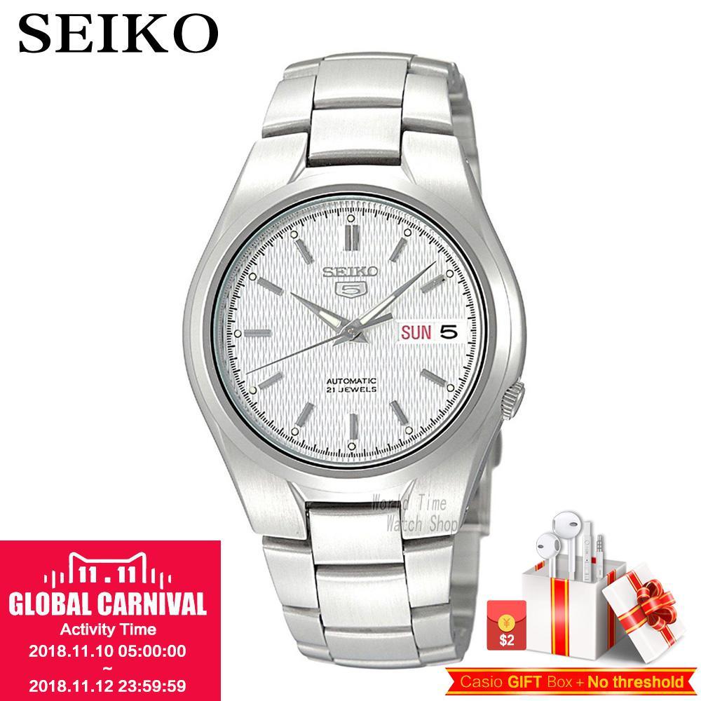 SEIKO Watch No. 5 Automatic Fashion mechanical watch male watch SNK605K1 SNK601K1 SNXG47K1 цена и фото