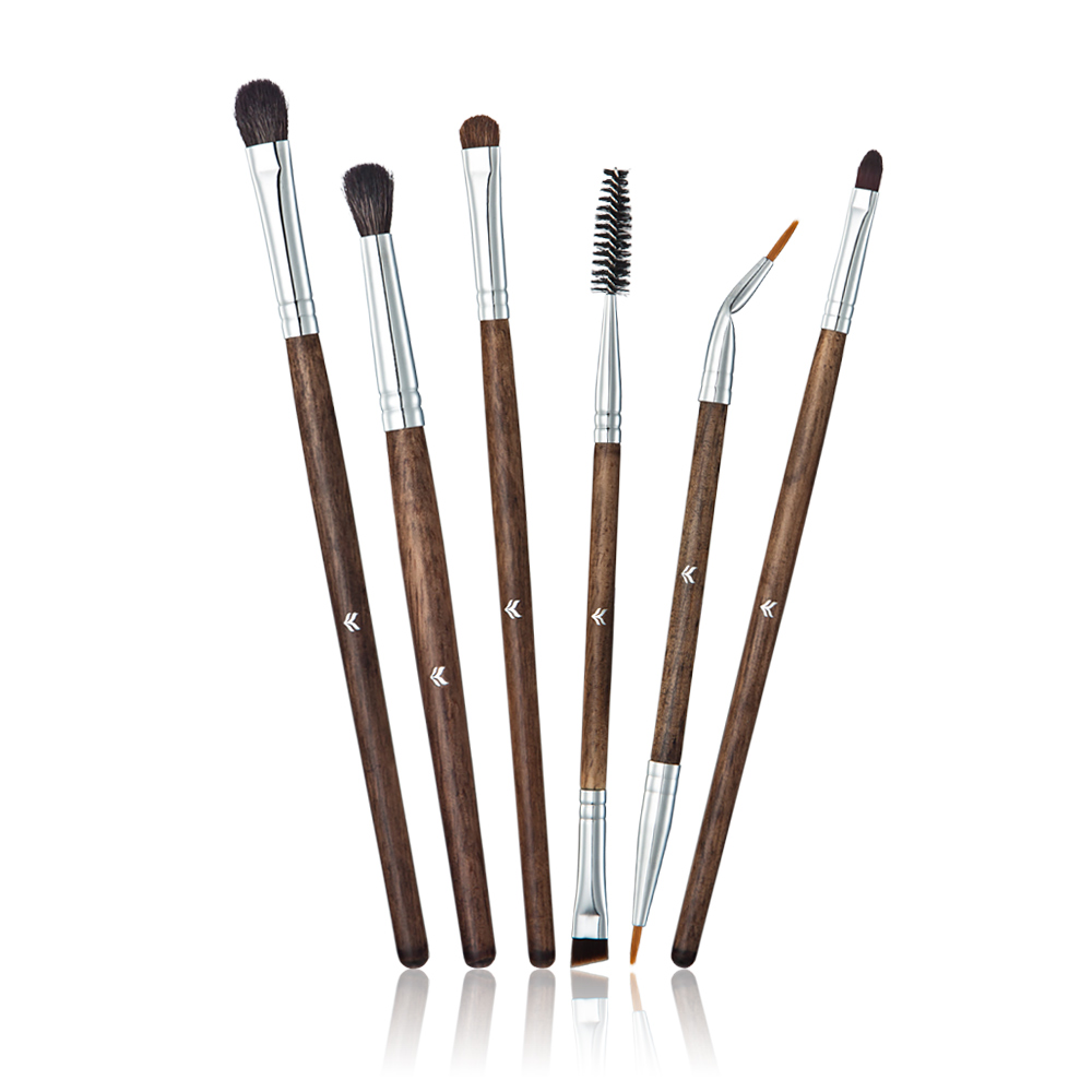HUAMIANLI High-grade professional wool makeup brush HML01-T6A Brush Tools For Face Powder Eye Shadow Eyeliner Lip Kits 1000g 98% fish collagen powder high purity for functional food
