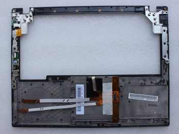 新しい/Orig レノボ ThinkPad X250 X240 パームレストカバーと 3 キークリッカータッチパッドと指紋リーダースイッチボード 00HT390