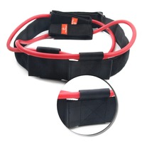 Fitness Women Booty Butt Band Resistance Bands Adjustable Waist Belt Pedal Exerciser for Glutes Muscle Workout Free Bag 3