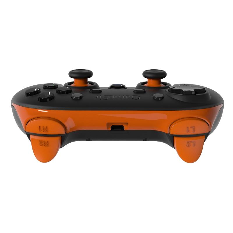 GameSir G3s 2,4g controlador inalámbrico para tableta teléfono inteligente Android TV Box Windows PC PS3 y Gear VR sin soporte - 6
