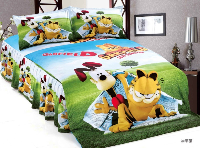 popular garfield comforter-buy cheap garfield comforter lots from