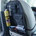 2015 venta caliente Accesorios de Coche Cubre Asiento bolsa de almacenamiento multi pocket Organizador Del bolso del asiento de coche del asiento trasero de la silla