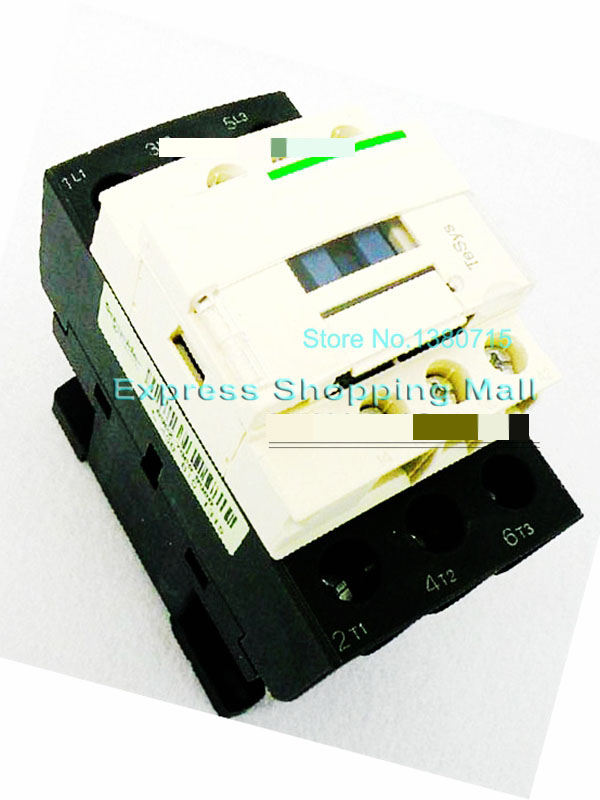 LC1D38BDC Contactor TeSys D 38A DC 24V New LC1-D38BDC tesys d contactor 3p 3no 95a lc1d95 lc1d95nd lc1 d95nd 60v dc coil