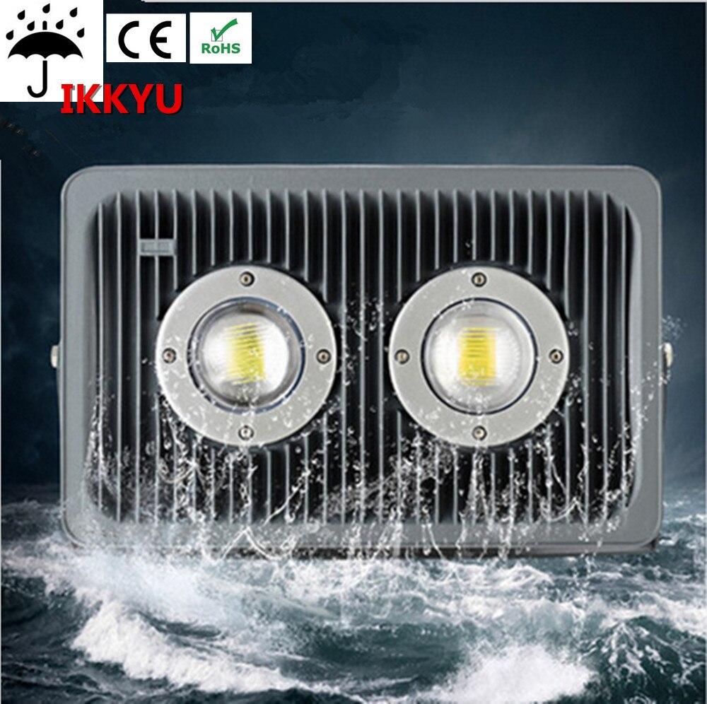 ФОТО LED floodlights projection lamp waterproof outdoor advertising lights Bridge Tunnel Light 30W50W70W100W150W