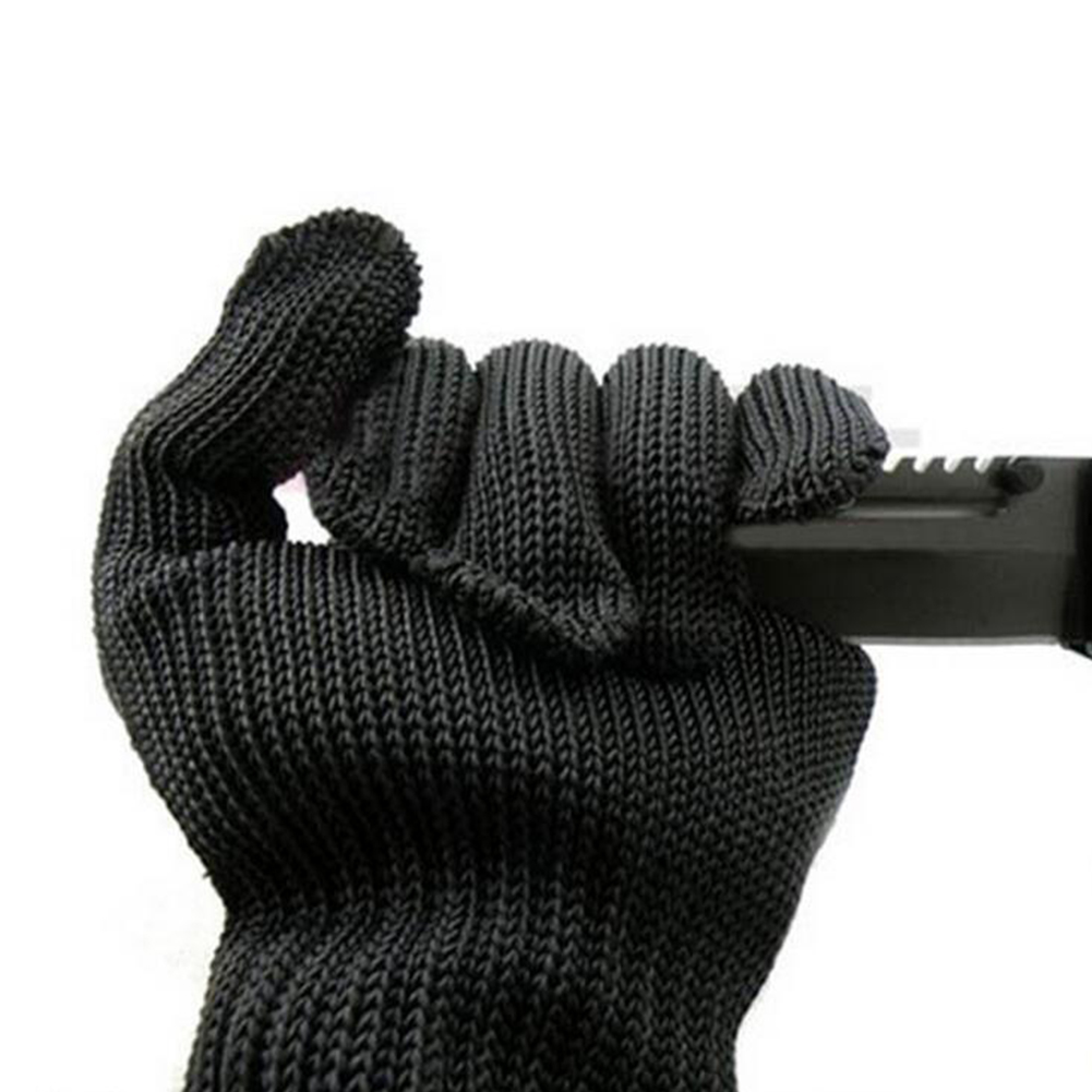 Unisex Cut Resistant Hand Protection Gloves Kitchen Anti Slash Safety Work Wire Mesh Construction Butcher Stainless Steel Repair