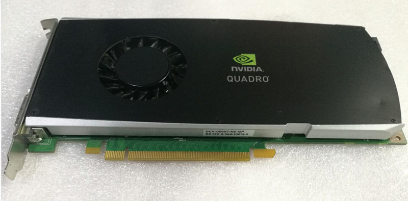 Leadtek Original NVIDIA Quadro FX3800 1G GDDR3 Professional Graphics Card