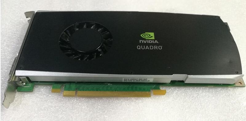 Leadtek Original NVIDIA Quadro FX3800 1G GDDR3 Professional Graphics Card