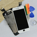 White Full LCD Screen Digitizer Assembly For iPhone 6  4.7'' High Quality Screen Free Shipping Replacement With Free Tools