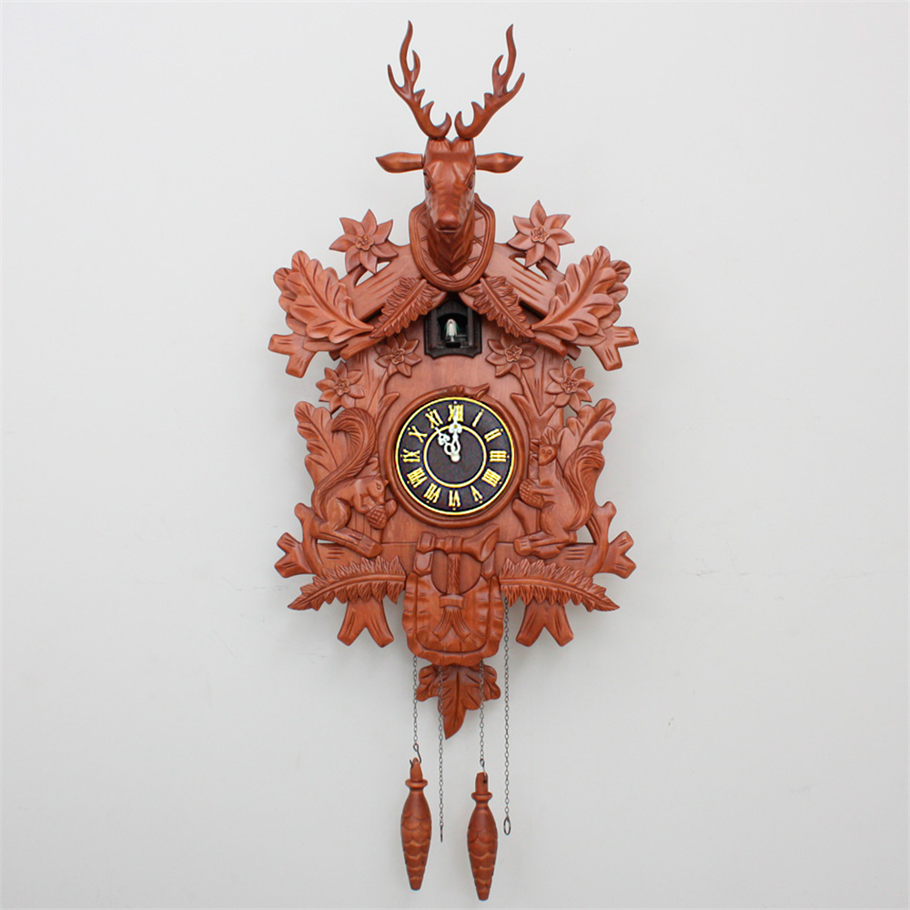 Cuckoo Clock Deer Promotion Shop For Promotional Cuckoo