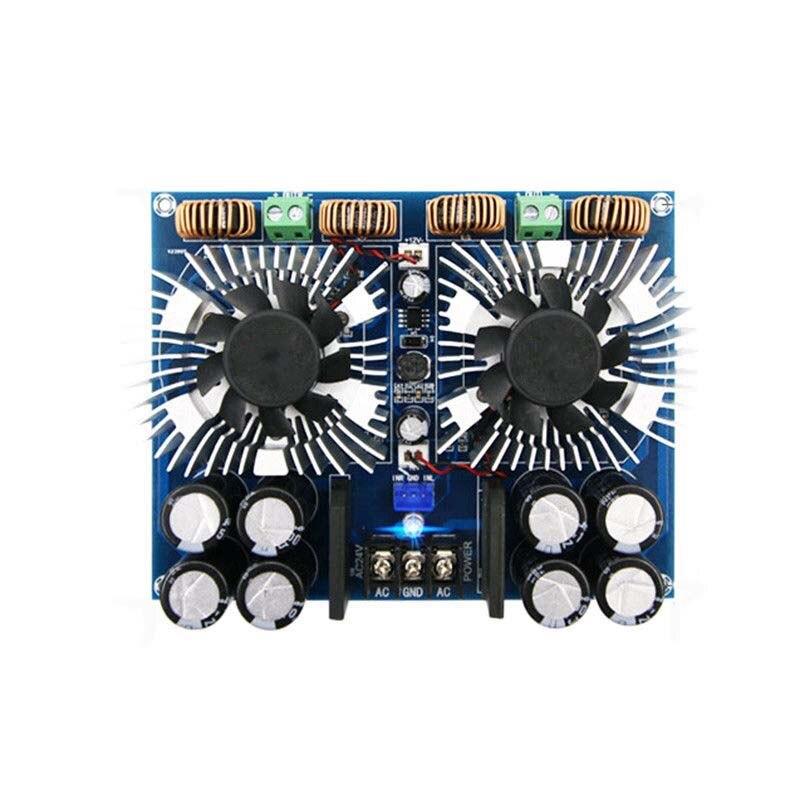 HIFI TDA8954TH Klasse AD Dual core BTL Digitale audio Power Verstärker Bord 420Wx2-in Verstärker aus Verbraucherelektronik bei  Gruppe 1