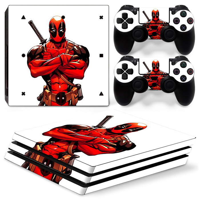 New arrival High Quality Design Skin Sticker for PS4 PRO