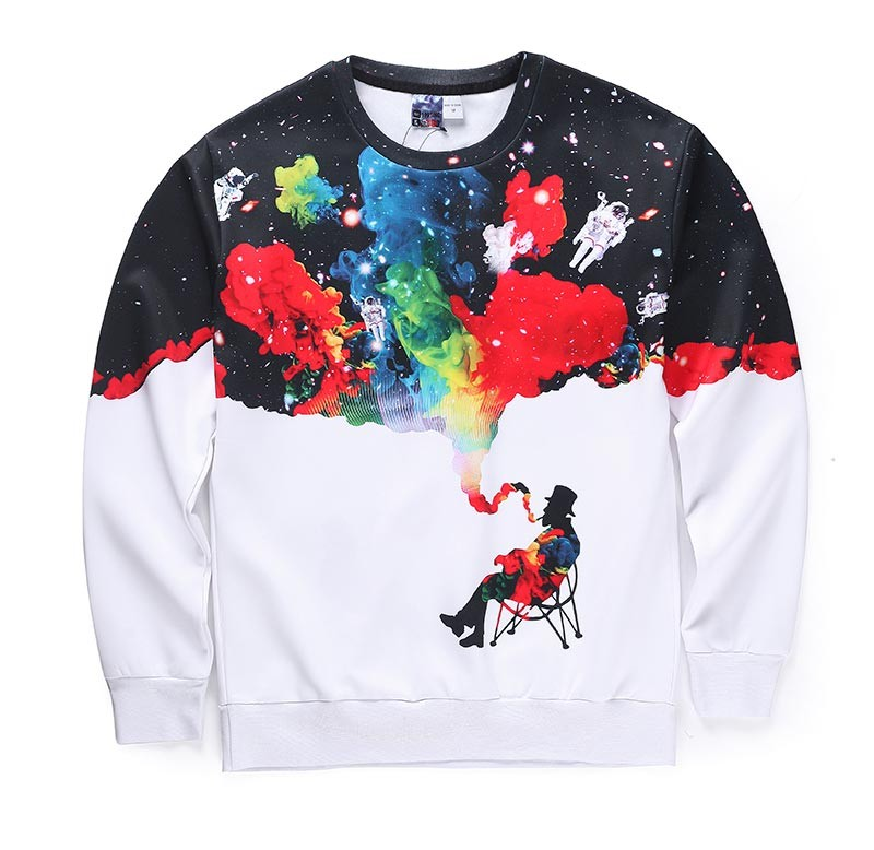 New Arrival Men/women 3d Sweatshirts Funny Print Smoking Person Person Smoking sweater HTB1calaKVXXXXboXFXXq6xXFXXXg