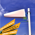 Log-periódica antena LPDA 4 G LTE antena externa antena 698 - 2700 mhz para 2 G 3 G 4 G GSM DCS PCS W-CDMA señal Booster