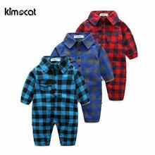 Kimocat Осень и весна одежда с длинным рукавом для маленьких