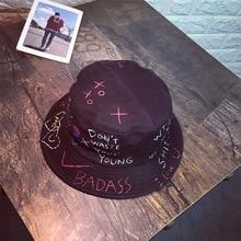 Унисекс Harajuku Панама для рыбалки, уличная Панама, хип-хоп кепка, мужская летняя шапка для рыбака, женская мужская шляпа, новинка, bone feminino