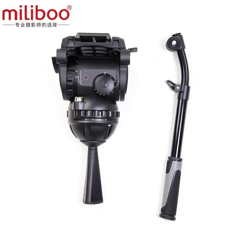 miliboo M15 Professional Yayım Filmi Tənzimlənən Hidravlik Kamera - Kamera və foto - Fotoqrafiya 2