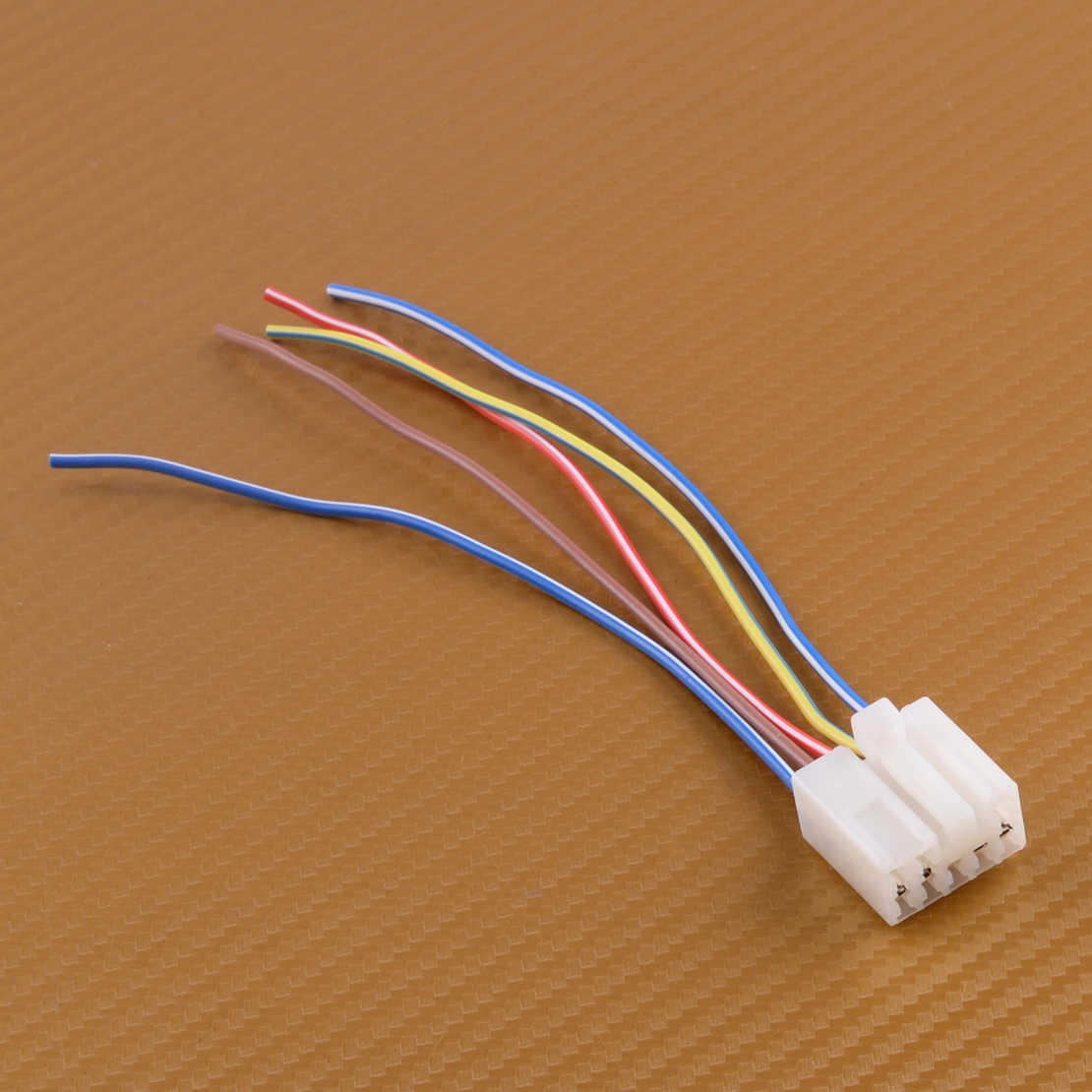 dwcx fog light switch plug pigtail 3727077j00 fit for suzuki sx4 swift lingyang alto grand vitara [ 1110 x 1110 Pixel ]