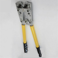 Hand Crimping Tool JY 0650 Mechanical Crimping Pliers Cold Terminal Clamp 6 50mm2