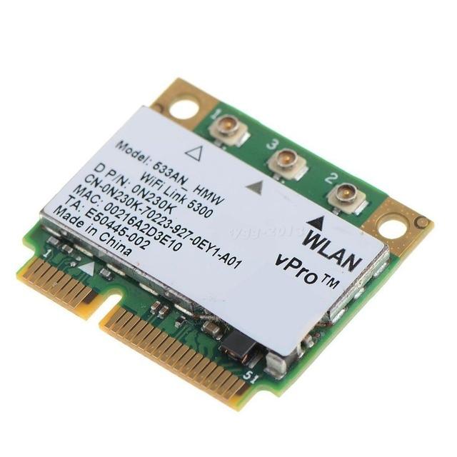 Dell Precision M2400,M4400,M6400 Intel WiFi Link 5300 Driver FREE