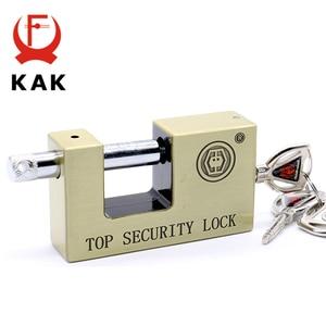 Image 3 - KAK E9 Series Archaize Super B Grade Padlocks Safe Anti Theft Lock Rustproof Antique Bronze Top Security Locks For Home Hardware