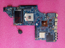 For HP DV6 dv6-6000 laptop motherboard 639390-001 DDR3 Free Shipping 100% test ok