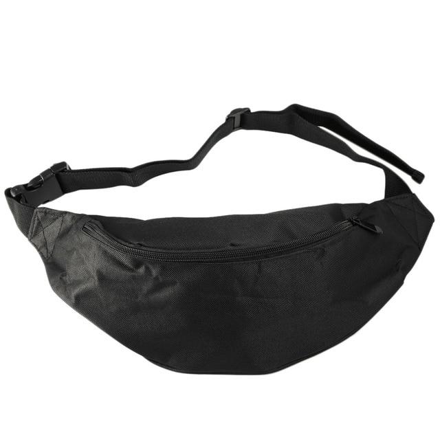aac7d055237 Outdoor Sport Running Hiking Bum Bag Woman Man Fanny Pack Travel Handy Waist  Bag Money Belt