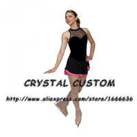 Professional Custom Adult Figure Skating Dresses Beautiful New Brand Vogue Ice Skating Dress Competition DR2842
