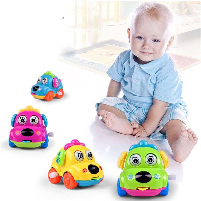 아기 좋아하는 선물 만화 동물 강아지 장난감 위로 - 클래식 장난감