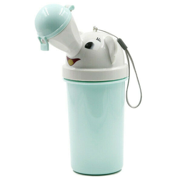 Portable Baby Hygiene Toilet Urinal Boys Girls Pot Outdoor Travel Anti-leakage Potty Kids Convenient Toilet Training Potty