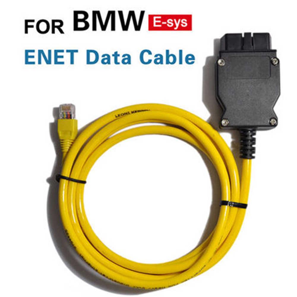 KWOKKER ESYS 3.23.4 V50.3 ข้อมูลสำหรับ bmw ENET Ethernet OBD E-SYS ICOM Coding Diagnostic สำหรับ F Series ฟรีเรือ