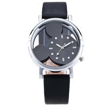 Новый С рисунком Повседневное спортивные часы женские кварцевые модный стиль мужчины смотреть подарок Reloj Mujer 2018