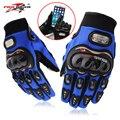 Pantalla táctil guantes de moto luva motoqueiro guantes moto motocicleta luvas de moto ciclismo motocross guantes 01cp gants moto