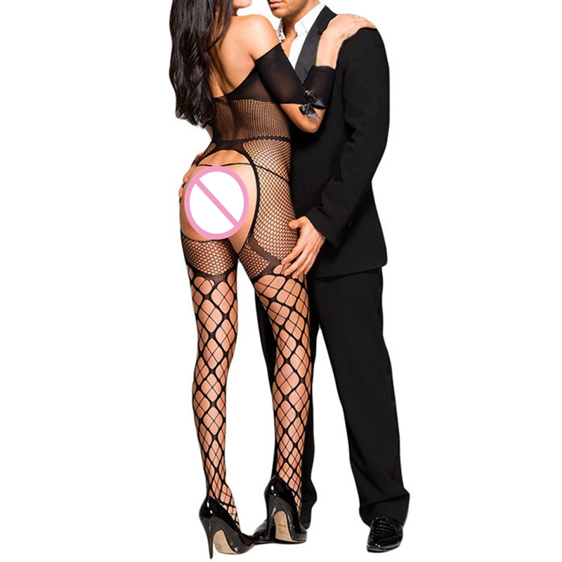 HTB1car9MAPoK1RjSZKbq6x1IXXae Picardías de encaje transparente para mujer, ropa de dormir de talla grande 6XL, Sexy, camisas para dormir