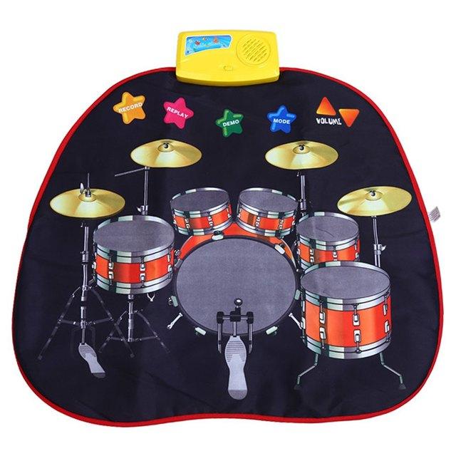 New & Funny Kid Musical Jogo de Toque Eletrônico Tipo Esteira do Jogo Crawling Toy Relaxante & Desfrutar de Músicas Diferentes
