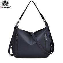 Fashion Hobos Ladies Hand Bags Luxury Handbags Women Shoulder Bag Designer Big Tote Leather Hobo Crossbody Bags for Women 2019