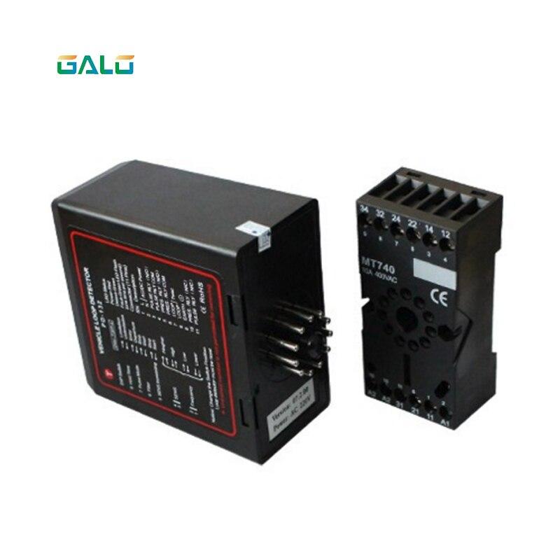 loop detectors PD132 inductive vehicle loop detector /loop sensor for vehicle access