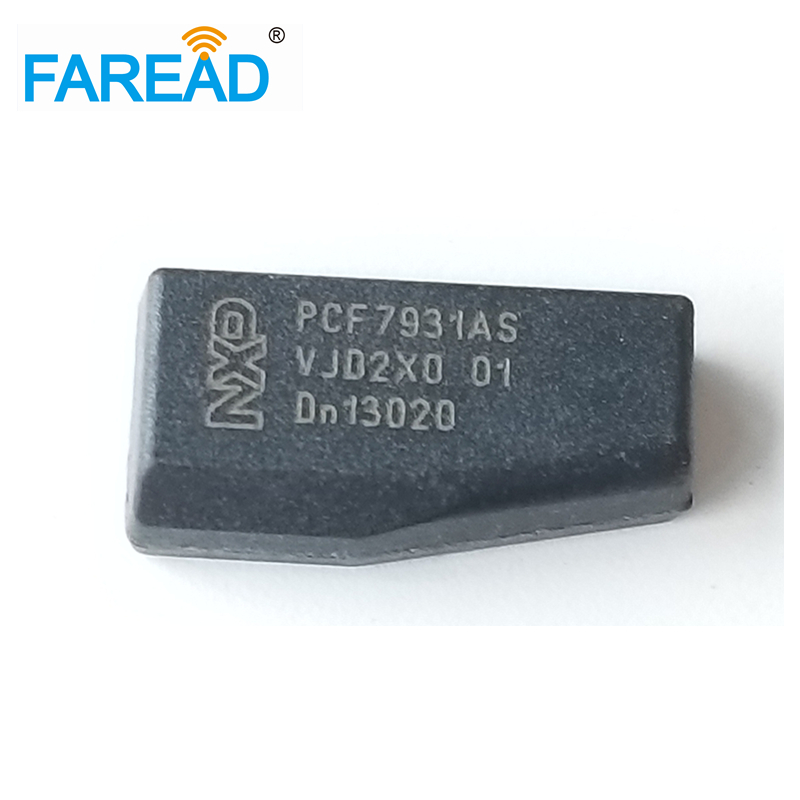 High Quality X5pcs Free Shipping Car Key Chips ID33 PCF7931AS Ceramic Transponder Chip