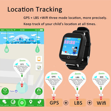 TWOX Original GPS smart watch Q750 Q100 gw200s baby watch