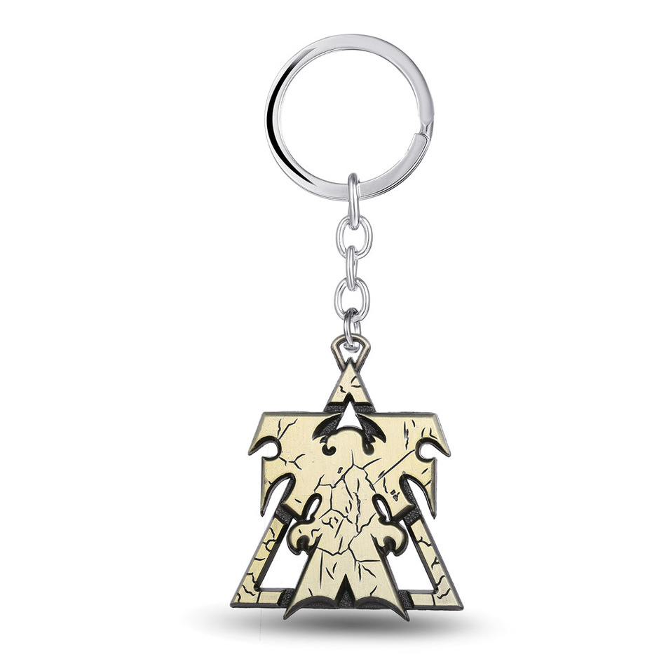 US $2 37 20% OFF|2016 New Arrives StarCraft Keychain Wings of Liberty  Terran Zerg And Protoss Metal Key Chain Key Holder Jewelry Theme  Starcraft-in